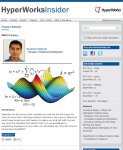 August 2011 Issue of the HyperWorks Insider